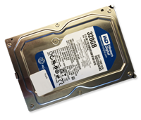 Western Digital Blue HDD