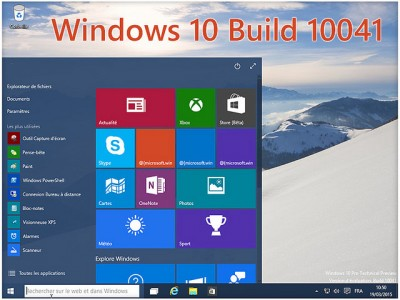windows 10, start menu