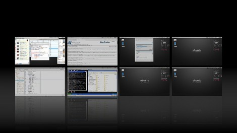 linux, virtual desktops