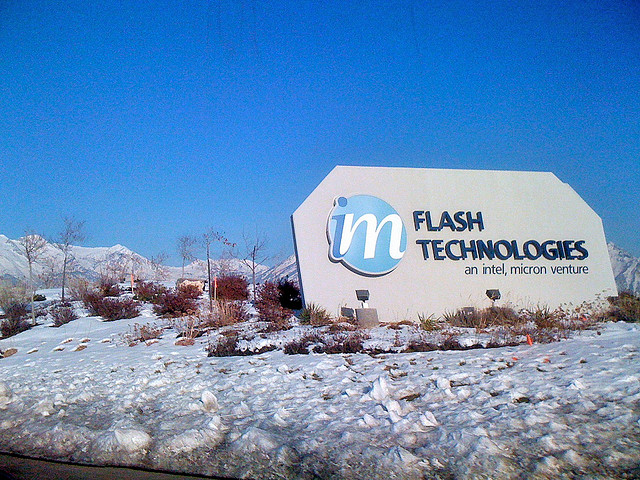 IM flash technologies
