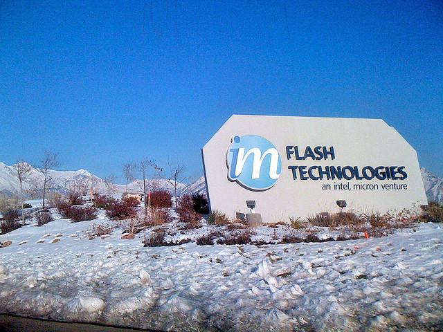 IM flash technologies