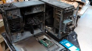 RAID data recovery can be a necessity for anything from a crashed RAID to a burned-out server
