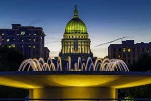 Madison capitol building