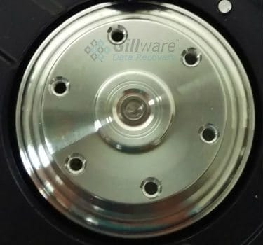Hard Drive Spindle Motor Failure Recovery