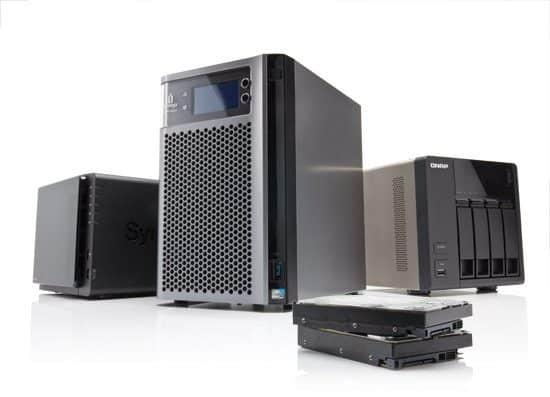 NAS servers