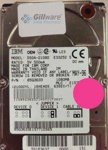 IBM DSOA-21080 Drive