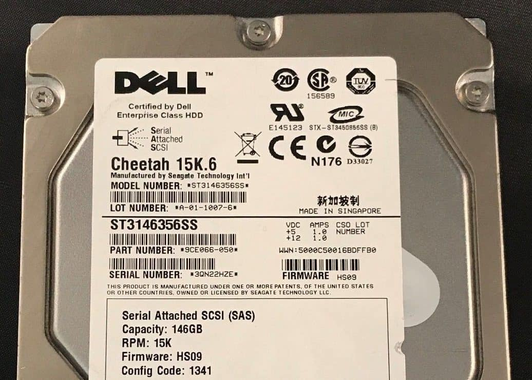 Dell Server Recovery Case: PowerEdge Foreign Configuration