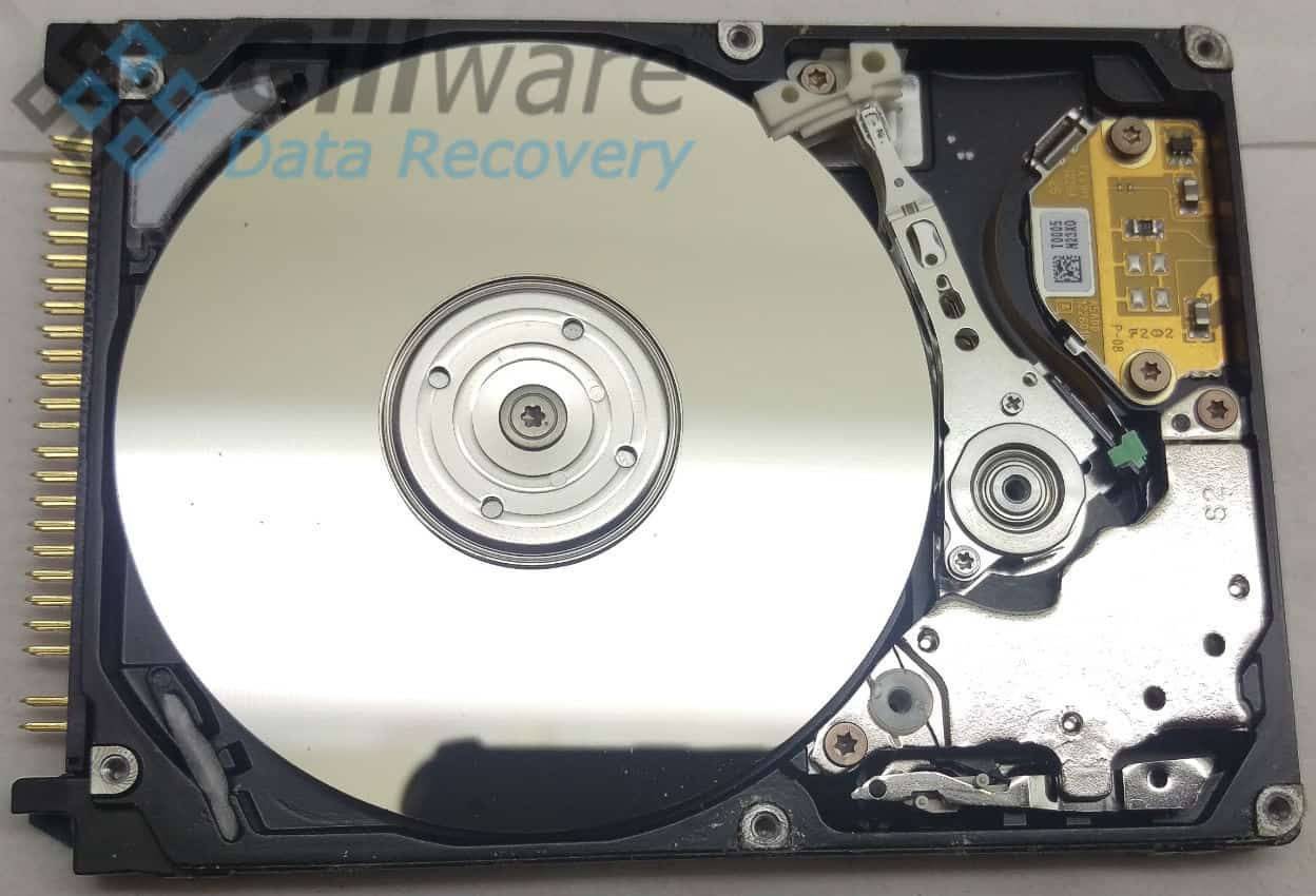 Burned Hard Drive Data Recovery