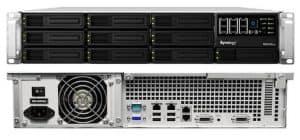 Synology RS3412 server
