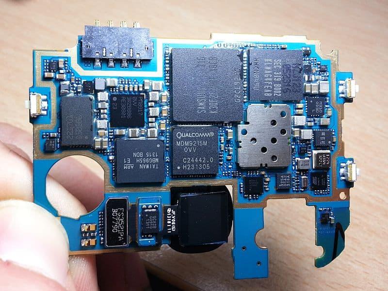 Samsung Galaxy S4 chipset