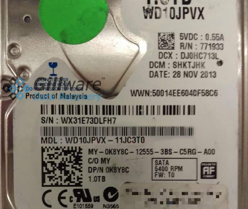 Whining Hard Drive Data Recovery: Western Digital | Gillware