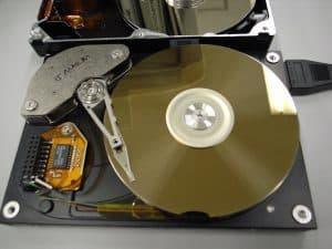 Hard drive forensics