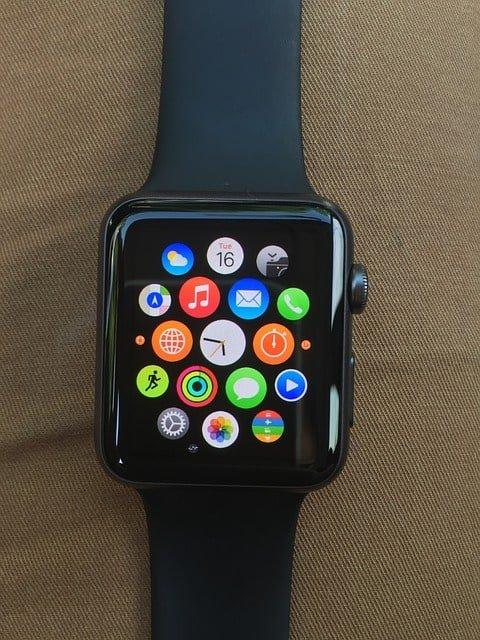 Apple Watch Forensics