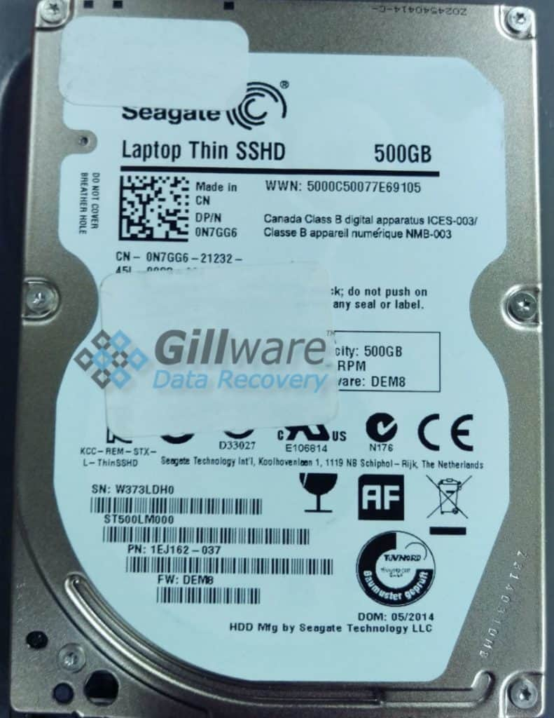 how to fix beeping seagate