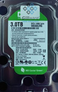 Western Digital My Book Live data recovery