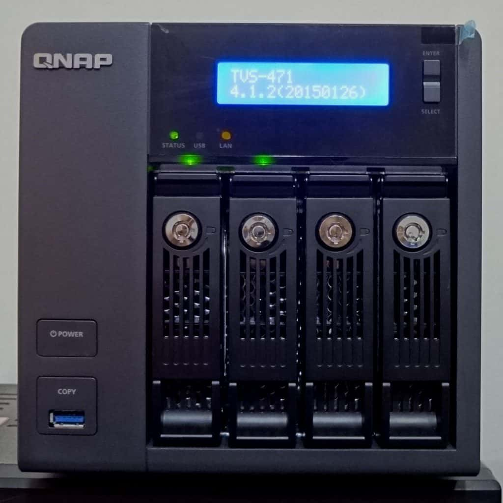 QNAP NAS Recovery