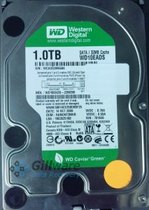 WD My Book Data Recovery