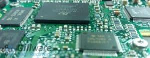 HDD PCB repair