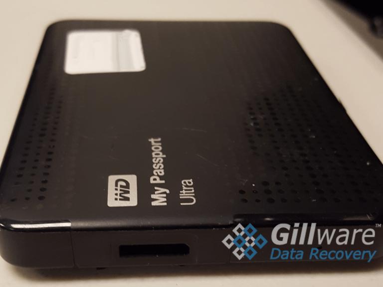 "2.5"" Western Digital External hard drive"