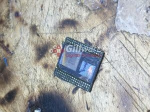 Chip-off digital forensics