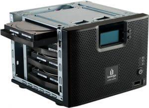 Iomega StorCenter IX4 NAS device data recovery