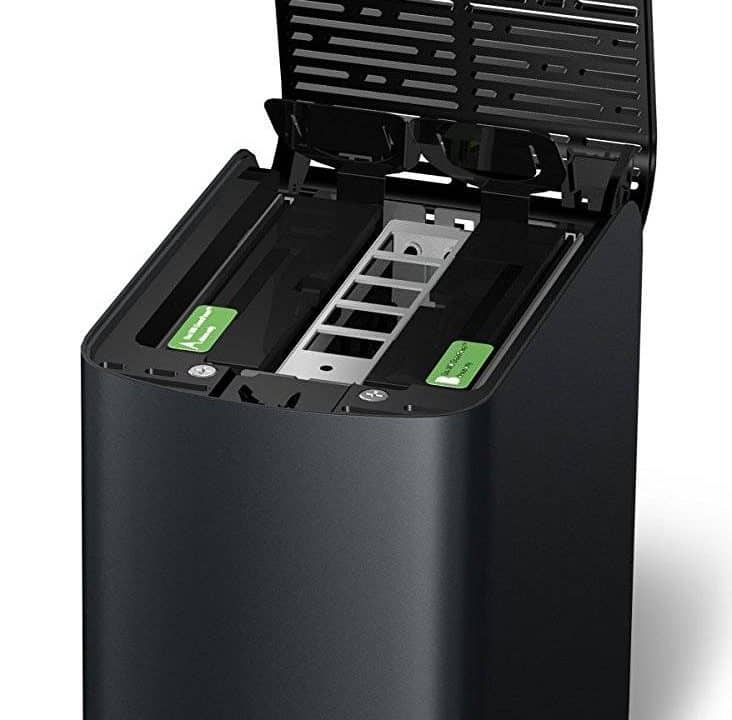 WD My Book Live Duo NAS Array