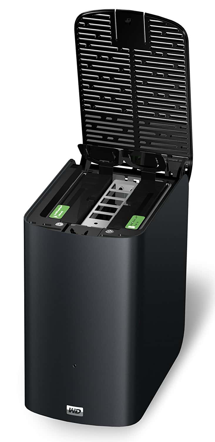 WD My Book Live Duo NAS Arrays