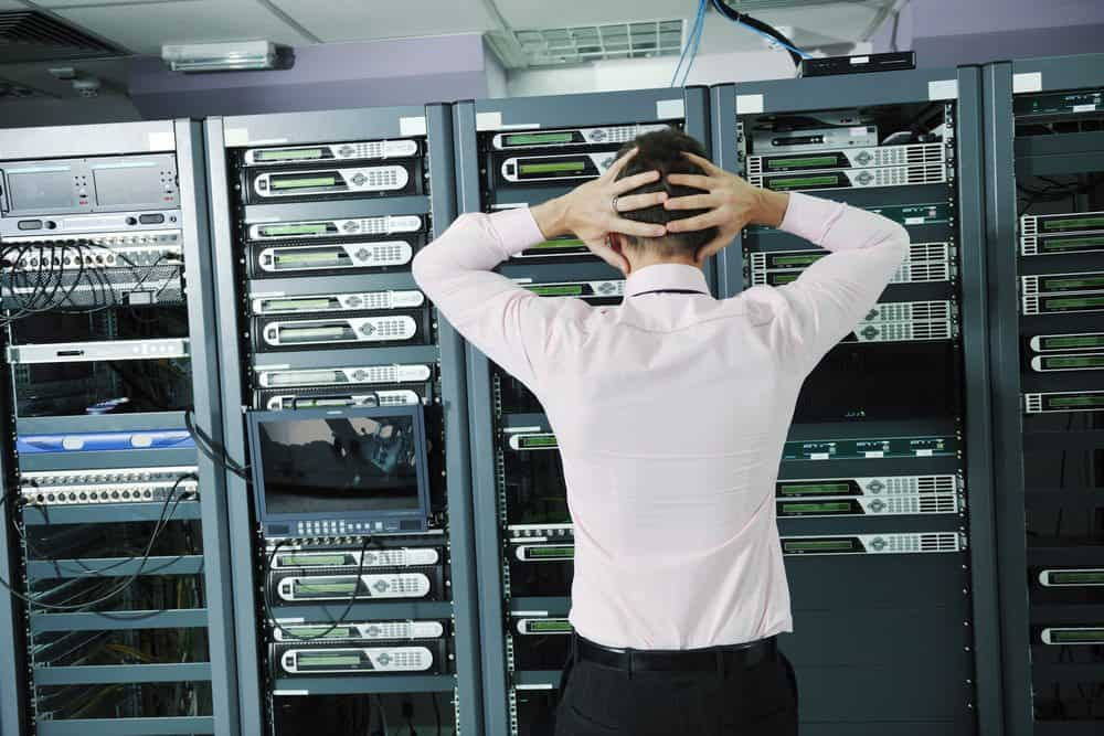 Enterprise data recovery--even good servers go bad