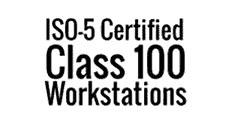 ISO-5 certified logo