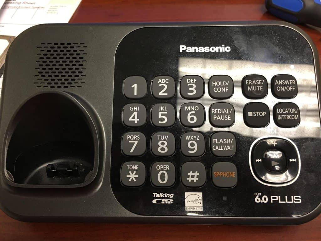 Panasonic Answering Machine
