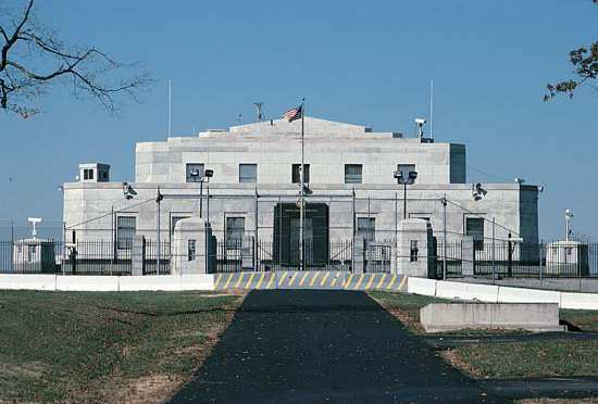 Layers of security in Fort Knox