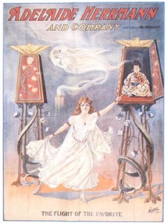 Poster of Adelaide Herrmann