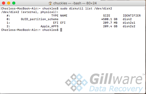 New GUID partition table
